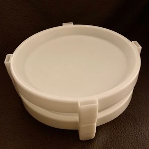 Tupperware Set of 2 #511 Tupperware Divide-A-Rack